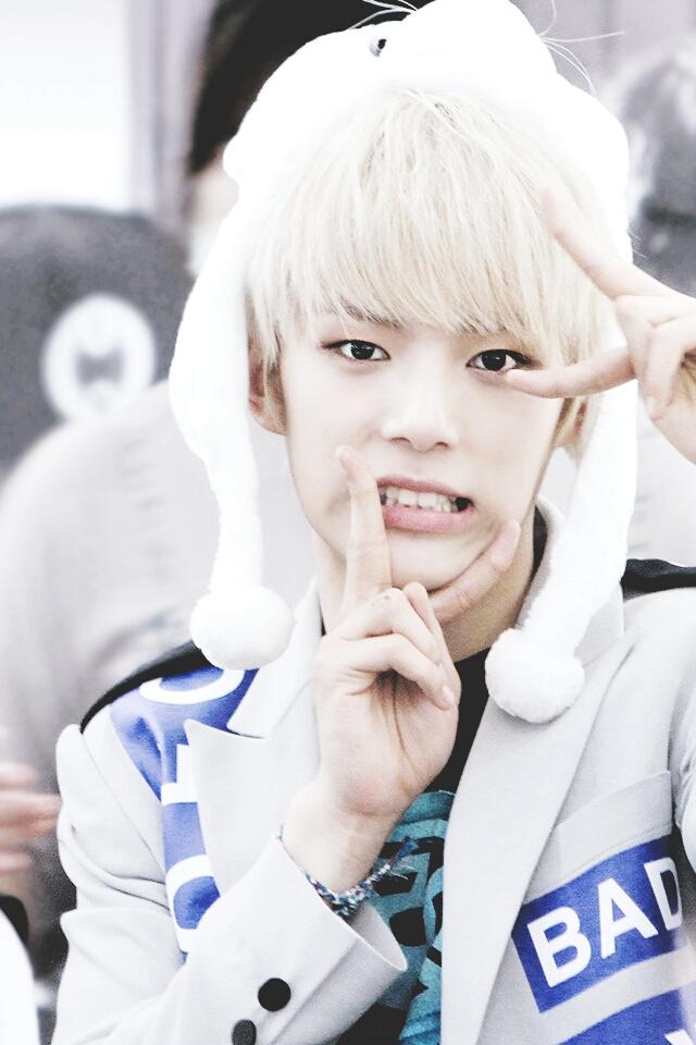 minhyuk via tumblr minhyuk monstax korea korean kpop