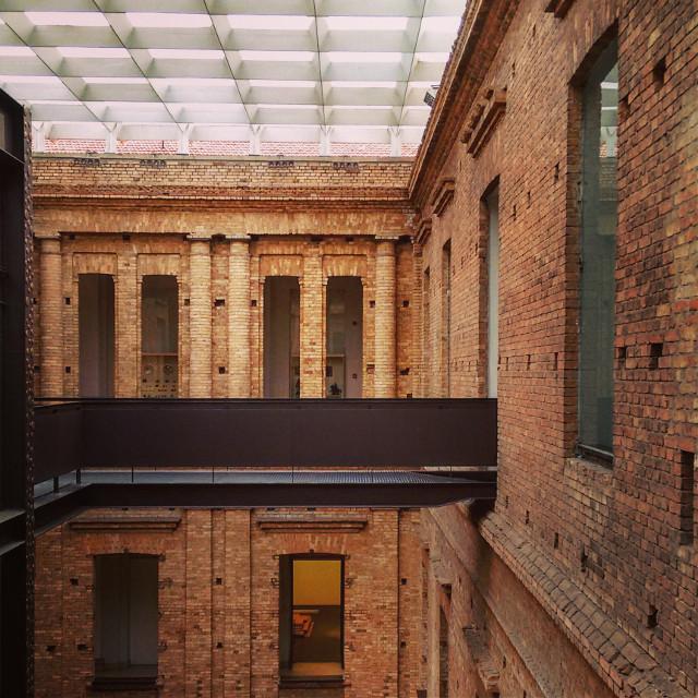 #oldbuilding #architecture #saopaulo #brazil #pinacoteca