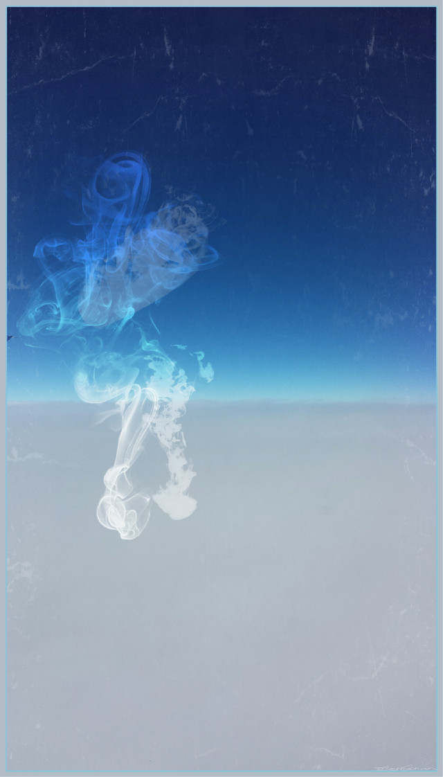 """""""Woman and child"""" Photograph of the clouds from my flight this week. It looked like a flat piece of paper.  #dailyinspiration #texturemask #upinsmoke #clipart #sky  #clouds"""