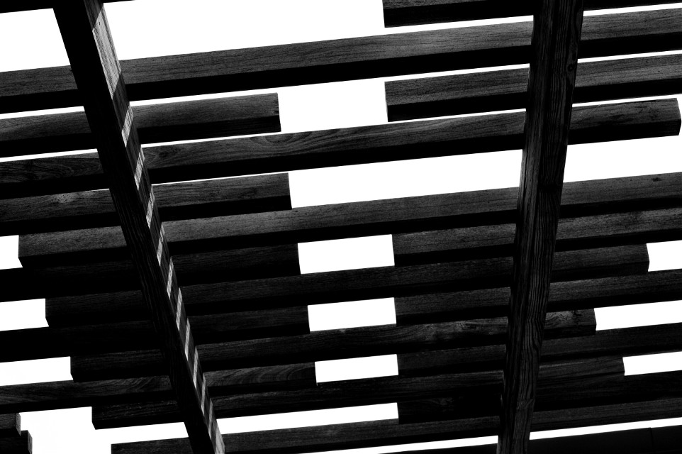 #photography #blackandwhite #simple #shapes