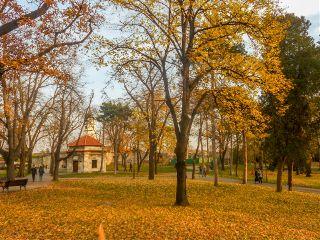 belgrade autumn