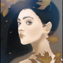 wdpautumn wdpwomenportraits wdpwindy remixit freetoedit