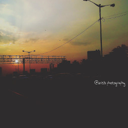photography evening emotions sunset