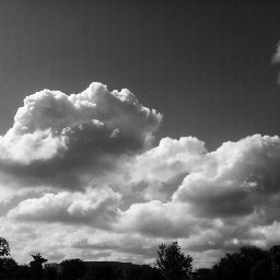 blackandwhite clouds sky nature cliffs