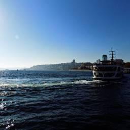 goodmorning gunaydin istanbul blue sun