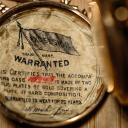 pocketwatch old vintage text
