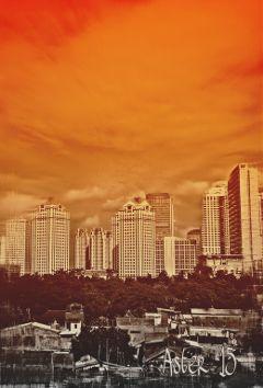 gradient urban