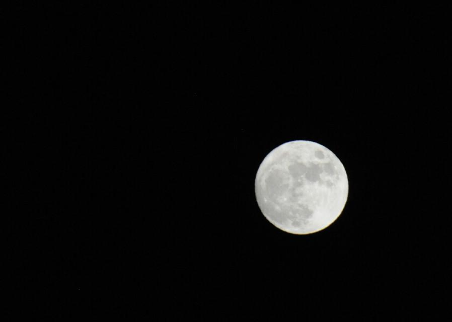 #moon #night
