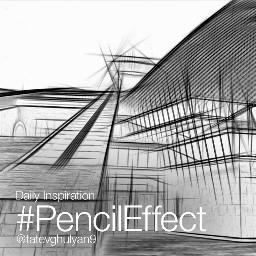 pencileffect dailyinspirations
