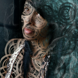 photography freetoedit smoke pencilart art