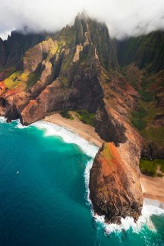 kauai hawaii nature landscape