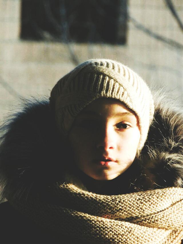 First photo) #winter