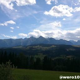 mountains slovakia poland photography