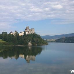mountains zamek niedzica poland photography
