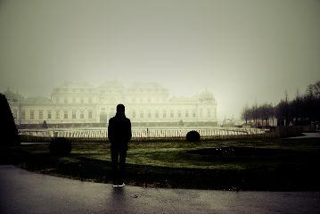 photography rain people winter travel