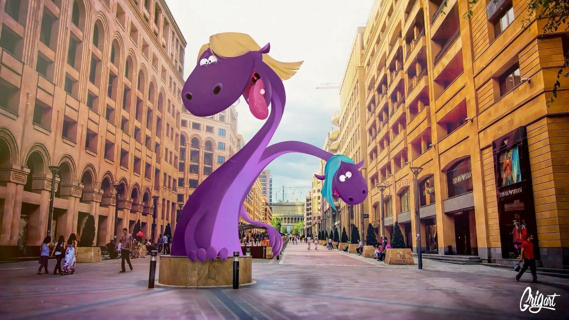 Monsters in Yerevan Part 3