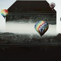 dreamy winter emotions edit upsidedown