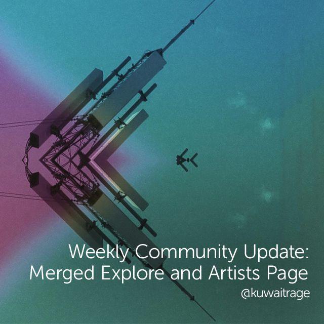 weekly community update