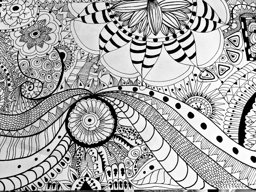 #zentangleart #art #creative #myself