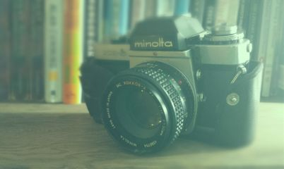 vintageeffect camera minolta tiltshift backlight