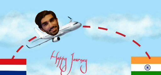welcome welcometoindia happyjourney arnavindravan harnav
