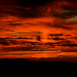 sky sunset photography nature love