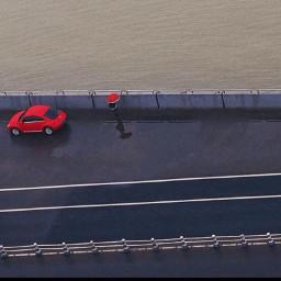 interesting red bridge riverview