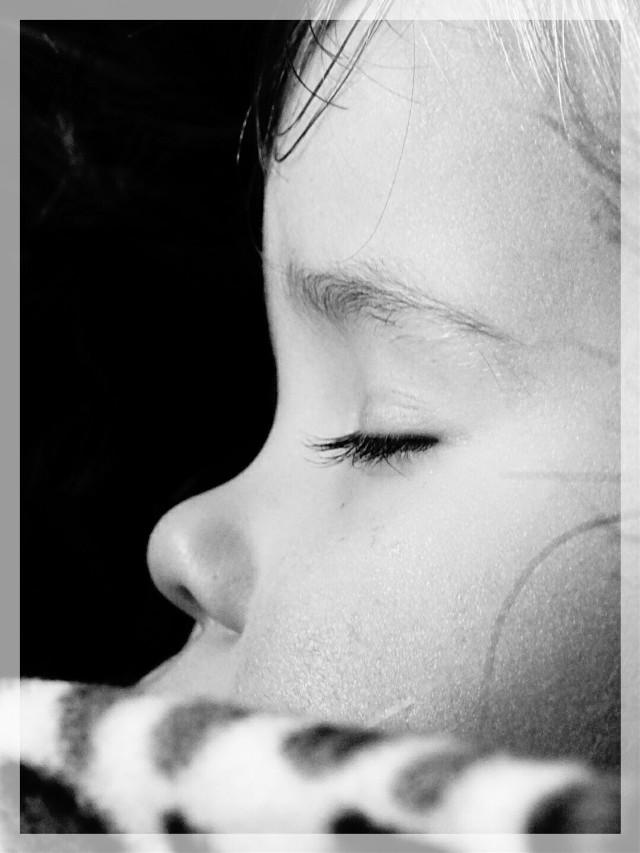 #sleeping #beauty #niece #little #nap