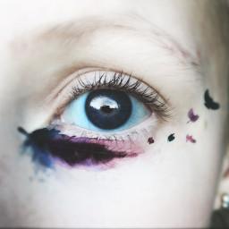 eyes interesting art watercolor watercolour freetoedit