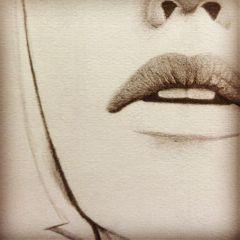 art minimalist drawing blackandwhite pencilart