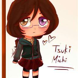 myart drawing tsumtsum mymascot you_can_draw_her_if_you_want
