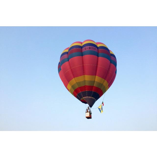 #balloon #sky #singhaparkchiangrai #beautiful