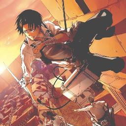 anime shingekinokyojin levi farlan isabel