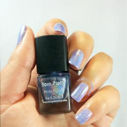 nails ongles lavander lavande purple
