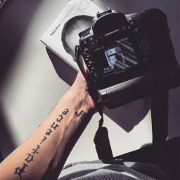 tattoos patience jb believe camera