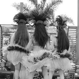 auckland newzealand blackandwhite tahitiandancers papatuanukukokirimarae