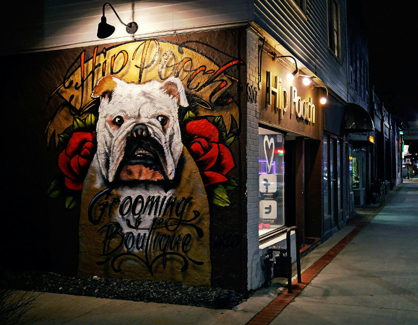 #night #photography #colorful #street #wall #art #explore #city #downtown #adventure #graffitiart #lighting