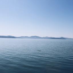 freetoedit boatride water skyline nature