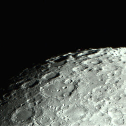 moon craters sky astronomy astronomie