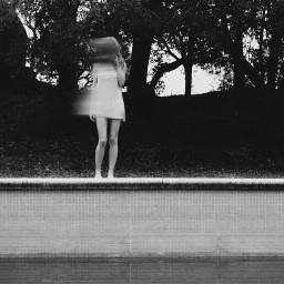interesting black selfportrait