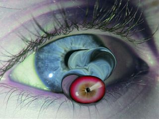 eye photography artistic